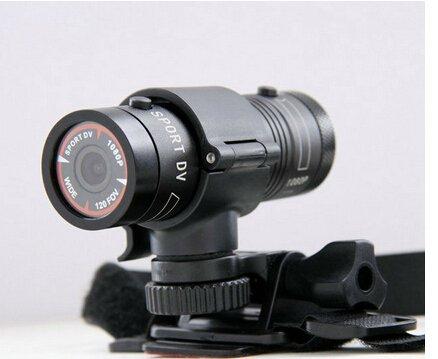 JH DVR-Action-Kamera / -Camcorder / -Helmkamera fürs Fahrrad (Full HD, 1080p)