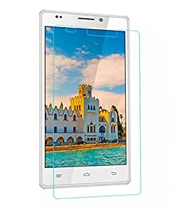 2.5D Curved Anti shatter Curved Tempered Glass Screen Protector For Intex Aqua Power Hd