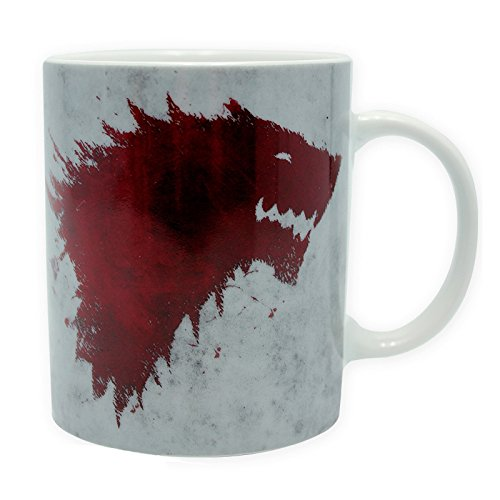 Taza GAME OF THRONES The North Remembers 320 ML