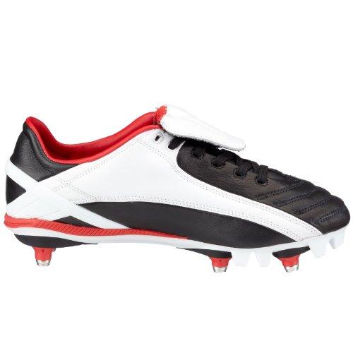 Uhlsport Torkralle Sc - Chaussures Football homme  - noir/blanc noir/blanc