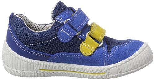 Superfit COOLY SURROUND 400054, Baby Jungen Lauflernschuhe Blau (BLUET KOMBI 85)