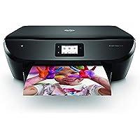 HP Envy Photo 6230 – Impresora multifunción inalámbrica (tinta, Wi-Fi, copiar, escanear, impresión a doble cara, 1200 x 1200 ppp) color negro