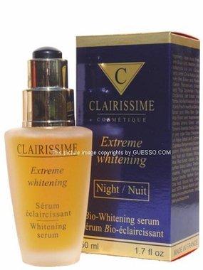 Clairissime Extreme Bio Whitening Night Oil Serum 50ml - By