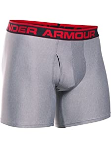 Under Armour Original, Boxerjock Men's, True Grey Heather, X-Large