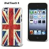 Buzzebizz Coque pour iPod Touch 4 Motif Drapeau Royaume-Uni