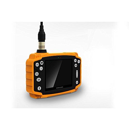 [Smartfly] hb37s 3,7mm 3Meter 8,9cm LCD Endoskop Endoskop Schlange Inspektion DVR Fahrzeug Inspektion Pipeline Handheld Lcd-dvr