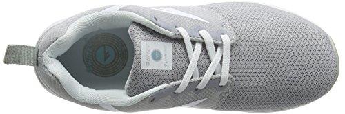Hi-Tec Pajo Life, Chaussures de Fitness Femme Gris (Silver/Sprout/White 051)