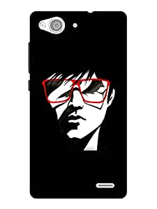 TREECASE Designer Printed Soft Silicone Back Case Cover For Reliance Jio Lyf Water 2