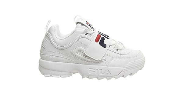 Bianco Premium Disruptor Scarpe it E Sneaker Donna Fila Amazon Ii aUvAqqX 218a4fb09c7