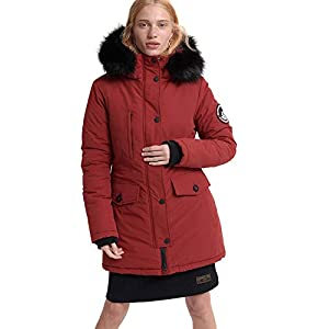 Superdry Ashley Everest Parka Donna 3 spesavip