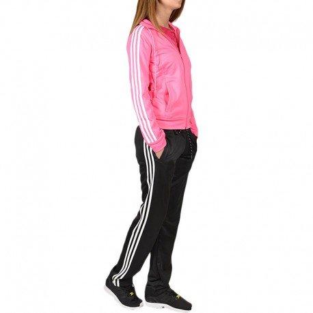 Adidas Ess 3s suit sopink/white, Größe Adidas:XXS