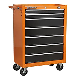 DJM Direct Pro Heavy Duty Tool Box Storage Stack System - 7D Rollcab