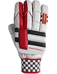GRAY-NICOLLS Predator 31500deporte de críquet Batsman mano protección guantes de bateo para hombre, color multicolor, tamaño Medium RH
