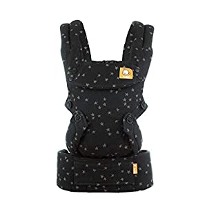 Tula Explore TBCA6G59 Discover - Ergonomic and Adjustable Baby Carrier with Front Position Outside Designed to Grow with Your Baby from 3, 2 to 20, 4 kg Without a Baby Cushion   7