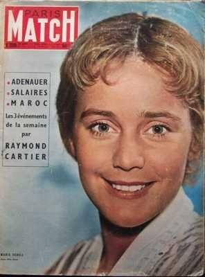 PARIS MATCH [No 339] du 24/09/1955 - KONRAD ADENAUER - Allemagne FEDERALE-OCCIDENTALE AVIATION CHARLES LINDBERGH COURSES AUTOMOBILES CRIMES ELIZABETH D'ANGLETERRE ENERGIE SOLAIRE FELIX TROMBE GREVE IMPERATRICE SORAYA JEAN RICHARD JEAN-MANUEL FANGIO LA VIE EN U.R.S.S. MARIA SCHELL MAROC MOHAMED REZA PAHLEVI MONACO PRISONNIERS ET DEPORTES RAINIER III SIDI MOHAMED BEN YOUSSEF STALINE VIE ECONOMIQUE