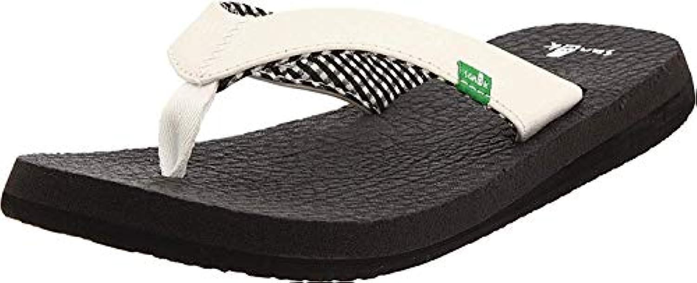 Sanuk Wouomo Yoga Mat Flip-Flop (11 (11 (11 M US, bianca) | Forte valore  | Uomo/Donna Scarpa  edb8ec