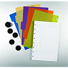 Staples? Arc Notebook System Accessory Kit, Junior Size, Includes Paper, Dividers, and Rings by Staples