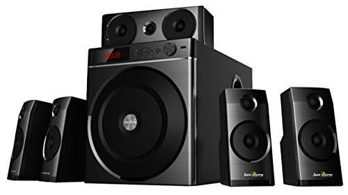 Jack Martin 9000 Bluetooth/SD Card/Pendrive Multimedia 5.1 Home Theatre Speaker System with Built in FM Radio