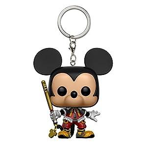 Funko Pop llavero Mickey – 4cm (Kingdom Hearts) Funko Pop Kingdom Hearts