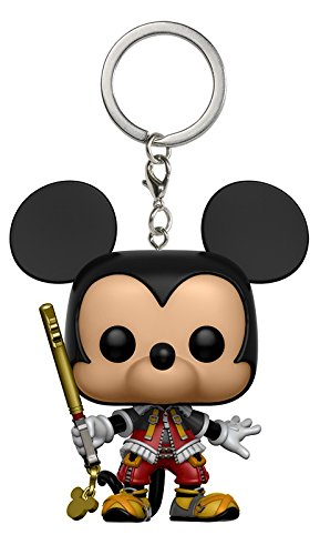 Funko Pop llavero Mickey – 4cm (Kingdom Hearts) Funko Pop Kingdom Hearts