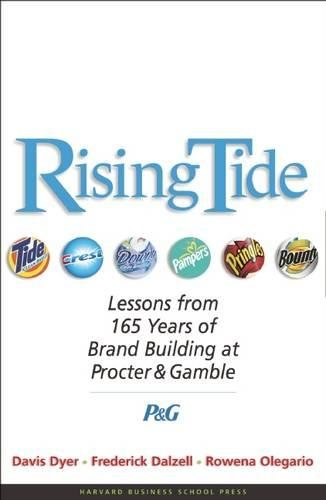 Rising Tide: Lessons from 165 Years of Brand Building at Procter & Gamble: Lessons from 165 Years of Brand Building at Procter and Gamble -