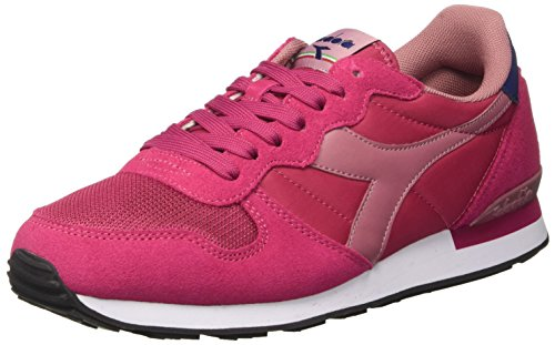 Diadora Camaro, Sneaker Homme Rose (sangria / Mesa Rose)