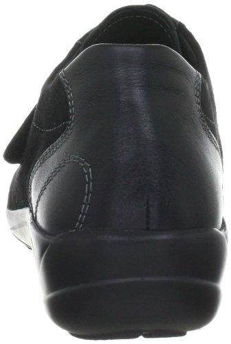 Semler Birgit B6015-124-001, Baskets mode femme Noir 001 - V.1