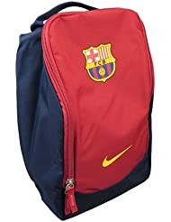 2012-13 Barcelona Nike Shoe Bag (Red)
