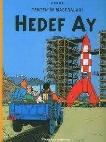 Les Aventures de Tintin : Objectif lune en Turc / Tenten'in Maceralari : Hedef Ay