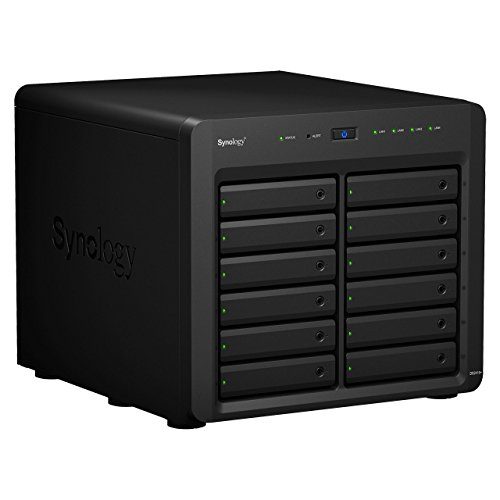 Cheapest Synology DS2415+ 12 Bay Desktop Network Attached Storage Enclosure – 12 x 6TB WD Red HDD on Line
