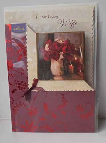 biglietto-di-auguri-di-natale-motivo-per-mia-moglie-che-amano-motivo-rose-colore-rosso