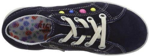 Ricosta Samine(M), Sneaker bambina Blu (Blau (nautic 164))