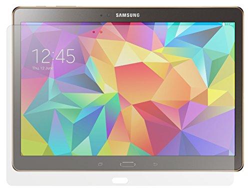 dipos I 3X Schutzfolie matt passend für Samsung Galaxy Tab S T800 / T805 (10,5 Zoll) Folie Displayschutzfolie