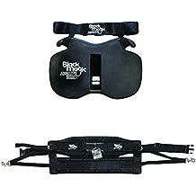 Black Magic da uomo Equalizer Fighting Belt and harness set, Uomo, Equalizer, Black, Standard