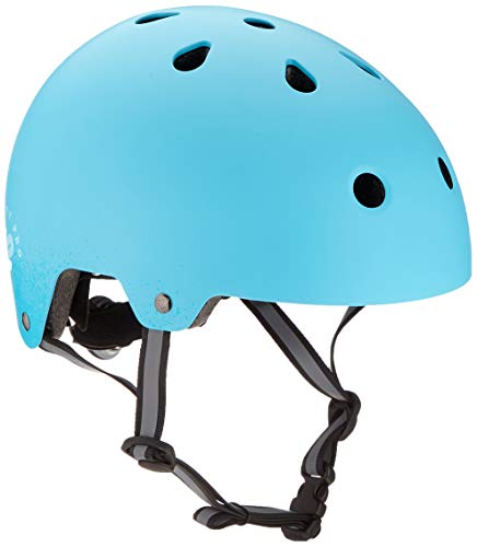 K2 Damen Herren Inline Skates Helm VARSITY PRO - Blau - M (55-58cm) - 30D4109.1.1.M