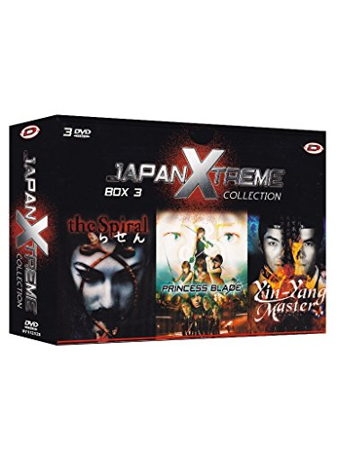 JapanXtreme collection - The spiral + Princess Blade + Yin-Yang master [3 DVDs] [IT Import]