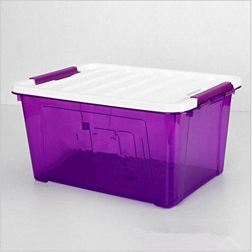 Sucastle,Wirklich nützliche Aufbewahrungsboxen sind leicht und robust und stapelbar,Plastik,28*20*14cm