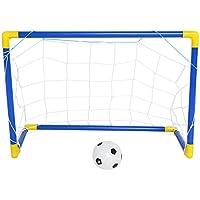 Juguete de fútbol Mini Portería con Fútbol Red Bomba 60cm x 41cm x 29cm