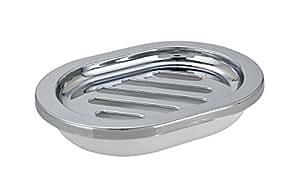 Wenko Vercelli 19479100 Soap Dish Chromed