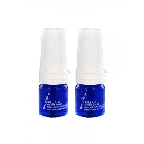 INNOXA - Gouttes Bleues - Lotion hydratante stérile pour les yeux