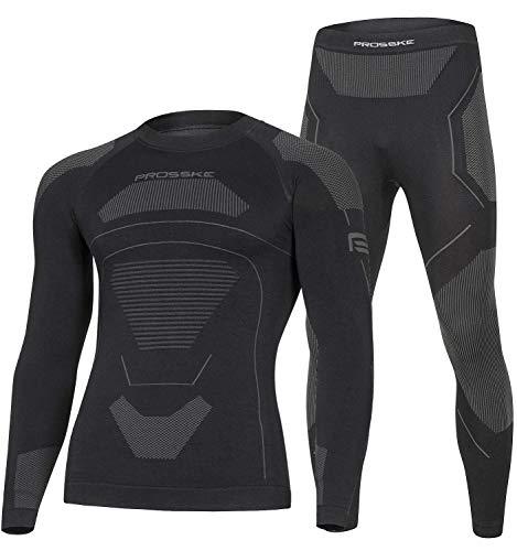 Prosske sous-vêtements de drydynamic2.0 Messieurs sous-vêtement de Ski, XL-XXL
