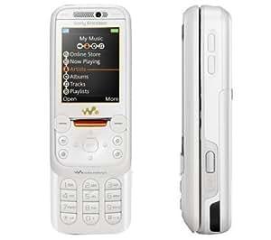 Sony Ericsson W850I Téléphone Mobile Clapet Coulissant Blanc