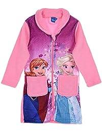 0c7c95af1b Trendstern Trendprodukteshop Frozen *Die Eiskönigin* Anna und ELSA Mädchen  Coral Fleece Bademantel + EXTRA