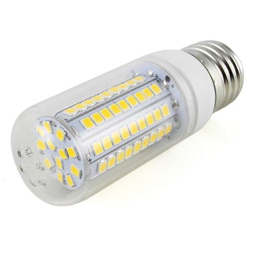 MENGS 2 Stück E27 LED Lampe 12W AC 220-240V Warmweiß 3000K 102×2835 SMD