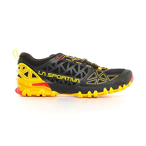 La Sportiva Bushido II Zapatillas de Trail Running Black/Yellow