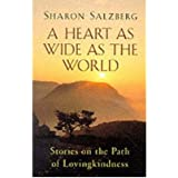 Heart as Wide as the World: Stories on the Path of Lovingkindness (Paperback) - Common