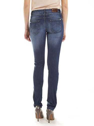 Carrera Jeans - Jeans T752S0987A für frau, stretchgewebe, regular fit, normaler bund Lilac