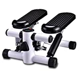LJIE Mini Stepper Indoor Body Shaping Maschine Multifunktions-Fußmaschine Hause Fitnessgeräte
