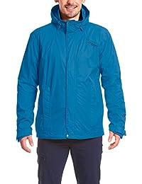 maier sports Chaqueta funcional Packaway Metor M para hombre, PES 100%, en 22 tallas, impermeable y transpirable, hombre, 120021, imperial blue, 102
