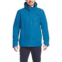 Maier Sports Funktionsjacke Metor M aus 100% PES in 22 Größen, Packaway-Jacke/Outdoor-Jacke/Herren Jacke, wasserdicht und atmungsaktiv
